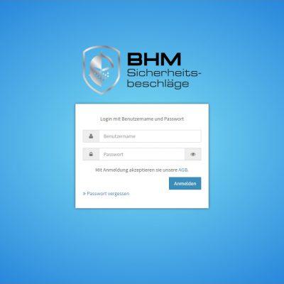 Bestellcenter BHM Beschlagshandel GmbH
