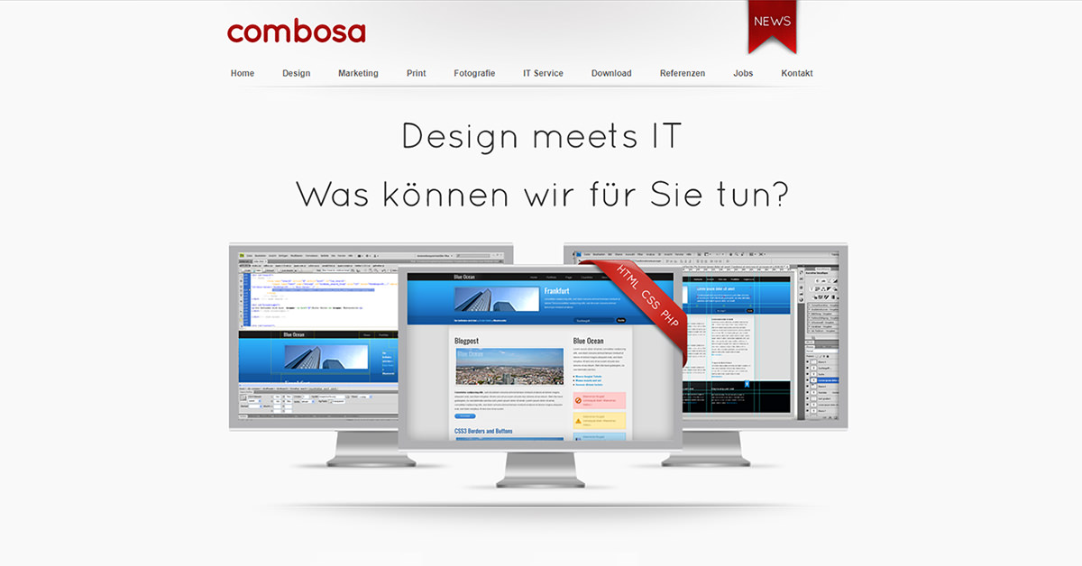 combosa - design meets IT