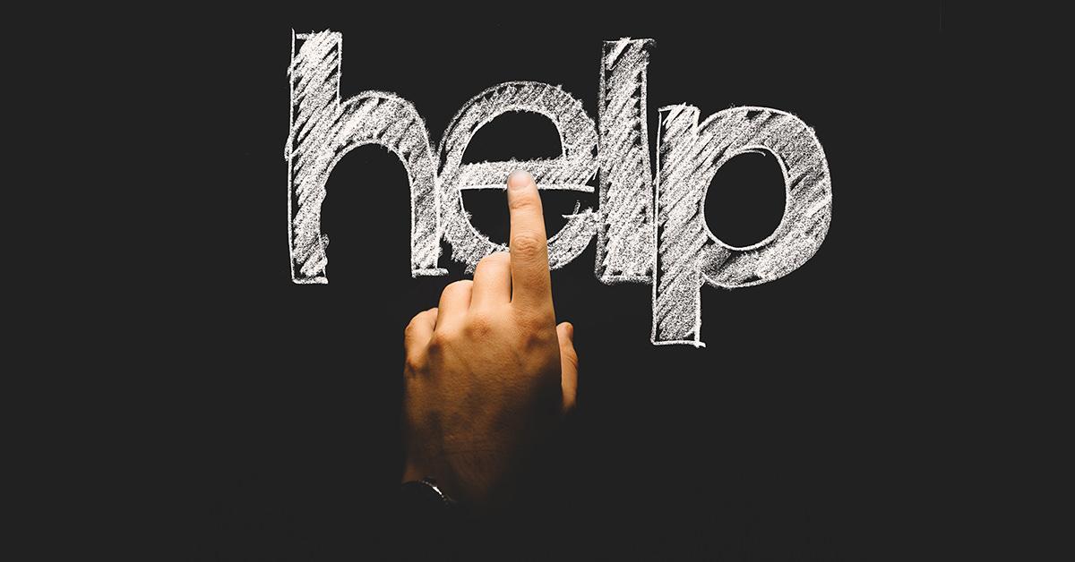 Hilfe - Remote-Support Fernwartung