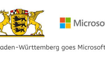 Baden-Württemberg erwägt Microsoft-Produkte für Bildung